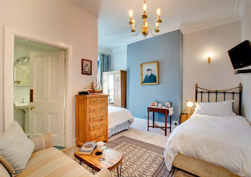The Captains Room, location de vacances à Tynemouth