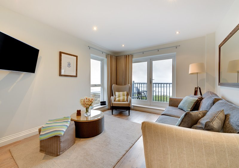 7 Seafield - Upper Deck, holiday rental in Seahouses