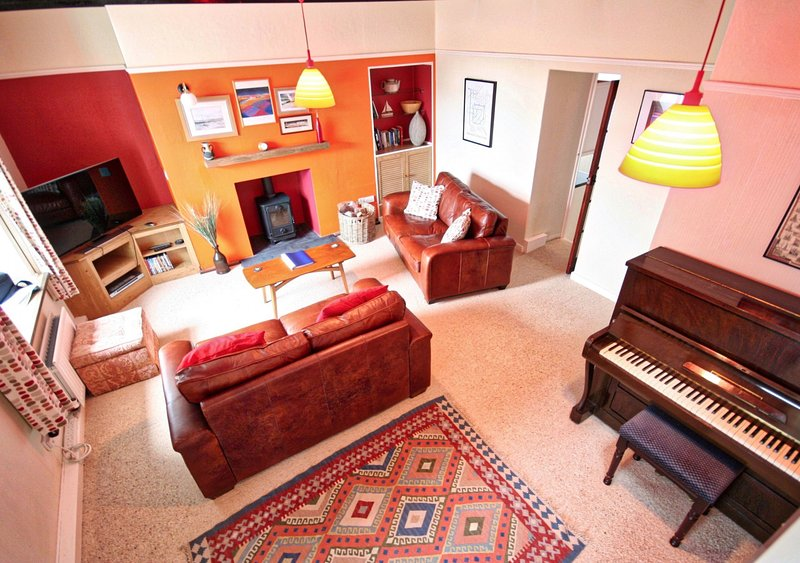 Coomb's Cottage, vacation rental in Ancroft
