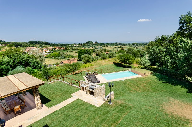 San Leonardo Villa Sleeps 10 with Pool - 5821144, holiday rental in San Ginese