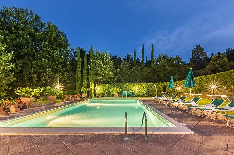 Villa Panorama, holiday rental in Monterchi