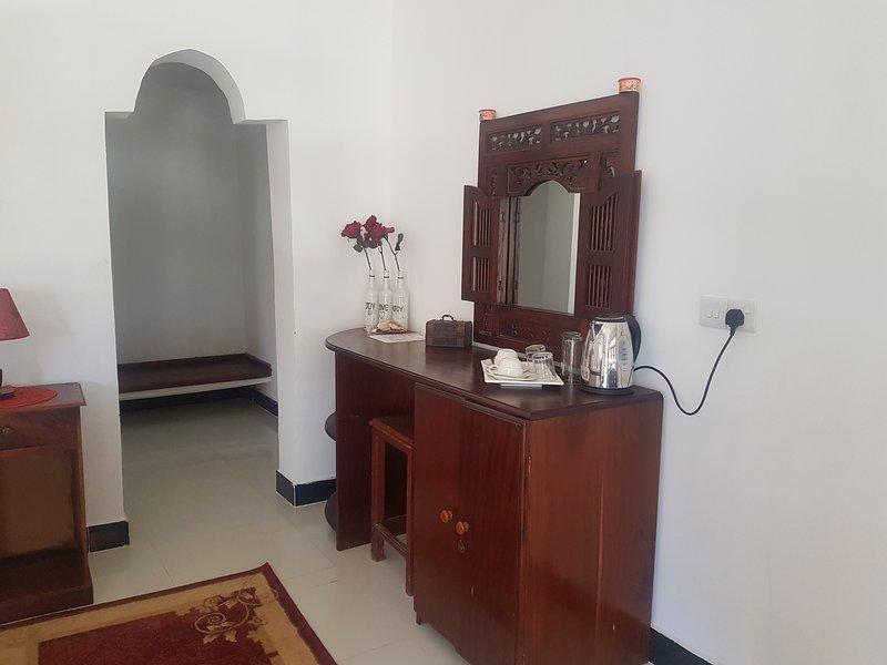 Mbv Hotel Annex Family room, vacation rental in Matemwe