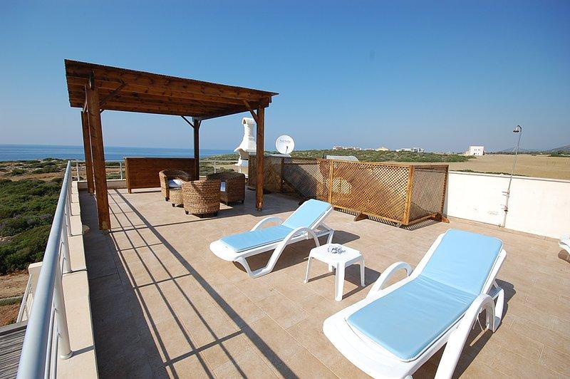 Penthouse Deluxe Nordzypern TATLISU, holiday rental in Tatlisu