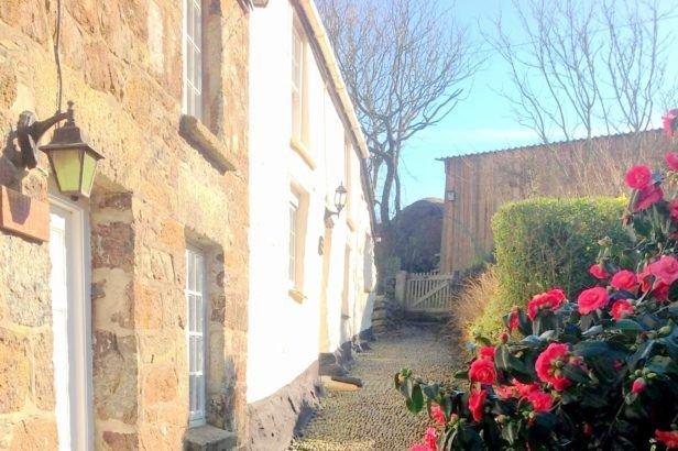 Angel Cottage, casa vacanza a Lizard