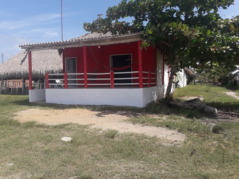 House Sea.Beach.CTG more than an experience!, holiday rental in La Boquilla