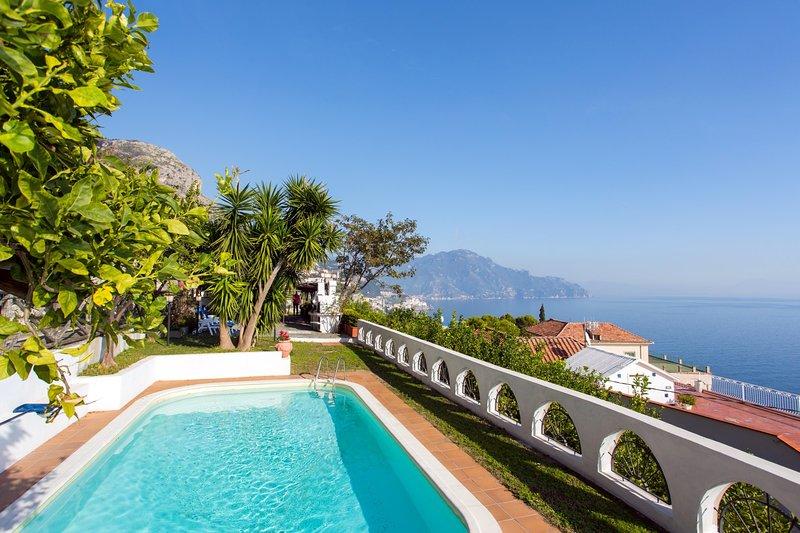 Villa Maia, vacation rental in Vettica