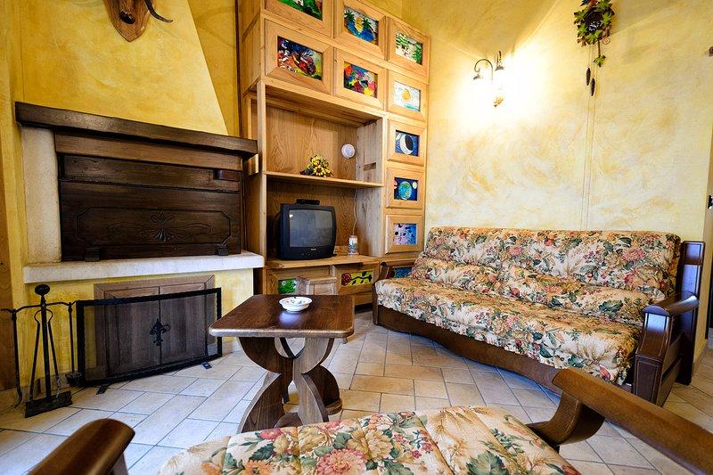 Rocca Cinquemiglia Vista Spettacolare, vacation rental in Vastogirardi