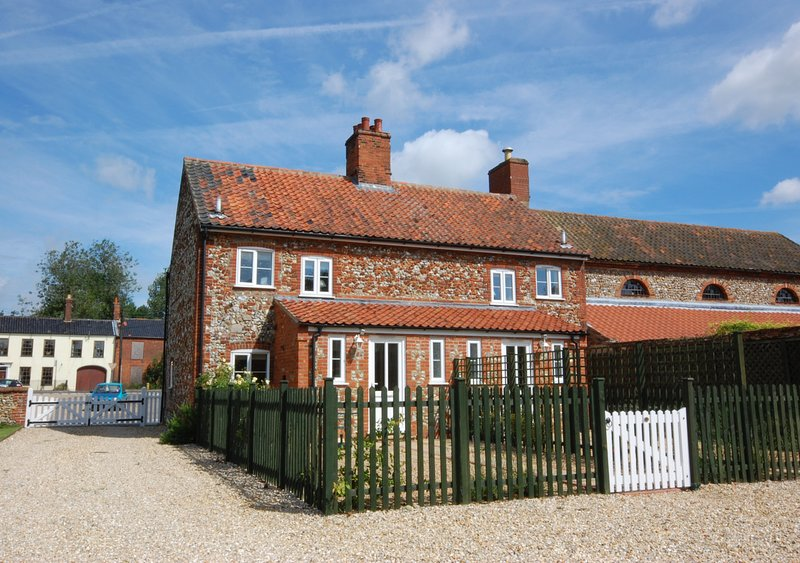 17 The Green, vacation rental in East Rudham