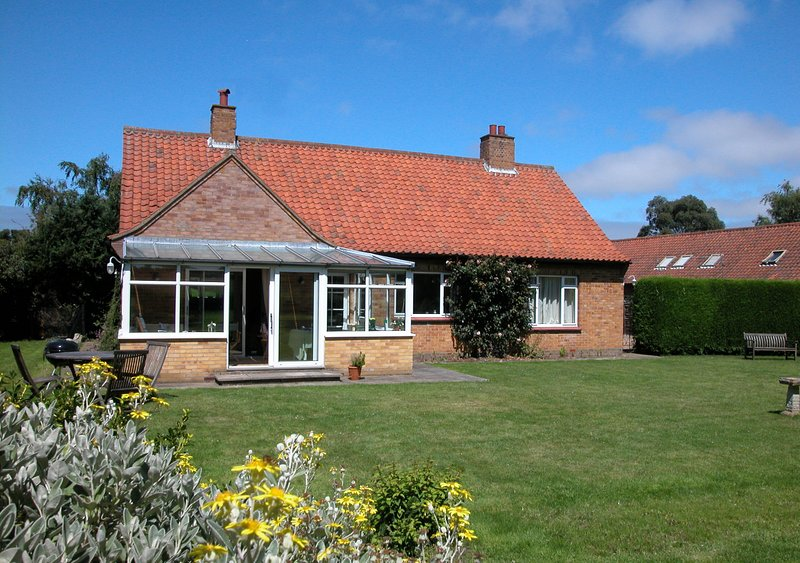 Croftwood, holiday rental in Burnham Thorpe