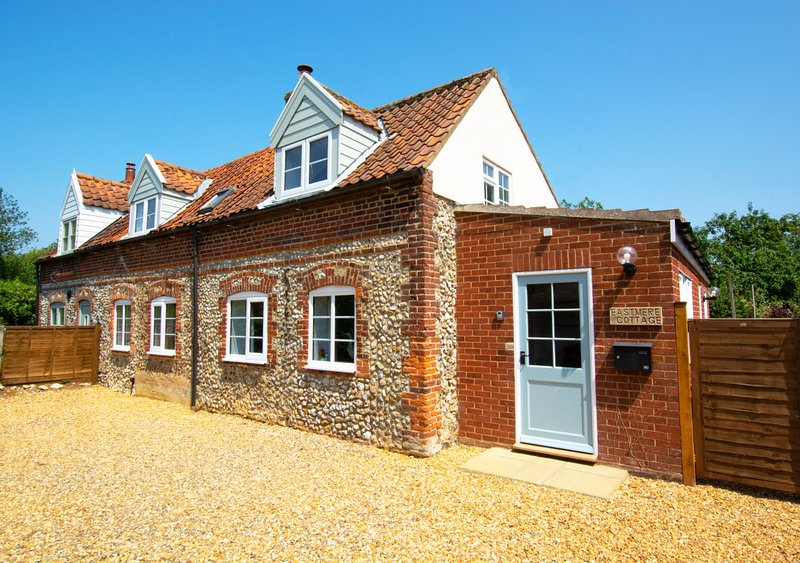 Eastmere Cottage, holiday rental in Syderstone