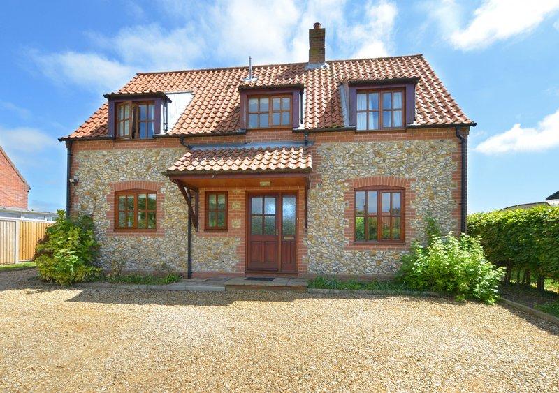 Ebenezer Cottage, casa vacanza a Burnham Deepdale