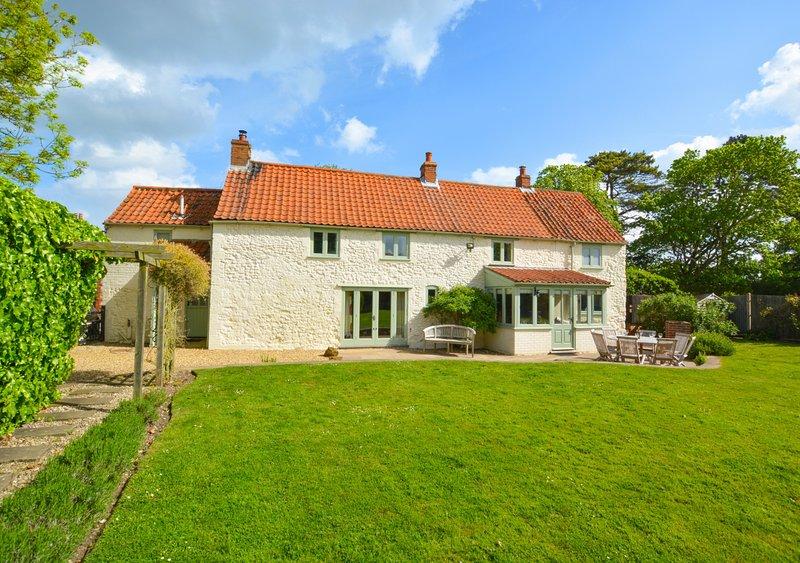 Elma Cottage, holiday rental in Old Hunstanton