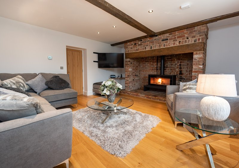 Gallus House, holiday rental in Roughton