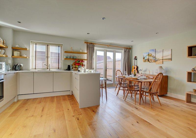Graylings, holiday rental in Burnham Thorpe