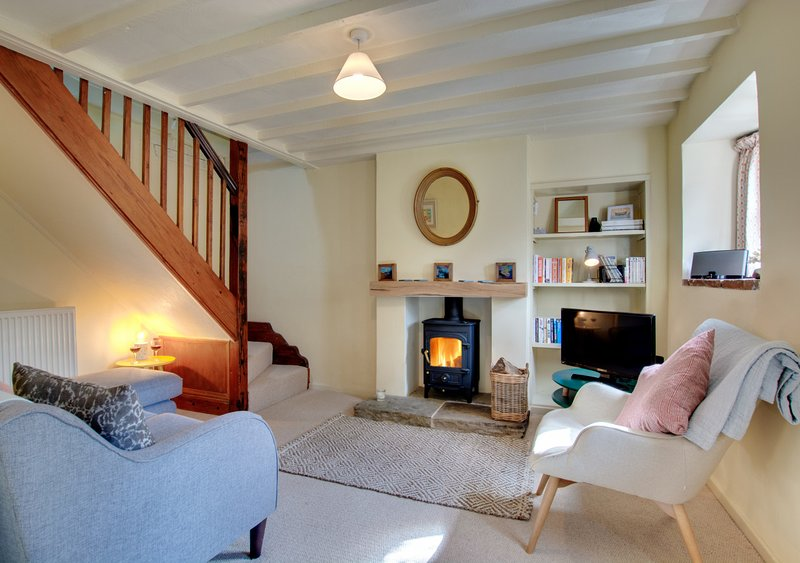 Ivy Cottage, holiday rental in Field Dalling