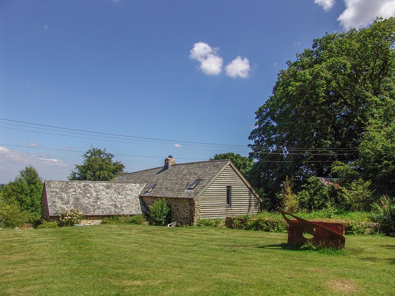 The Bakehouse, Gidleigh, holiday rental in South Zeal