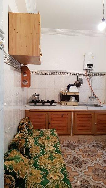 Nice apartment near the beach, holiday rental in Al Hoceima