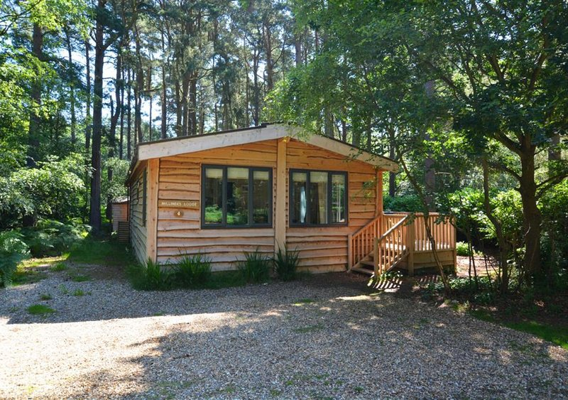 Milliners Lodge, vacation rental in Salthouse