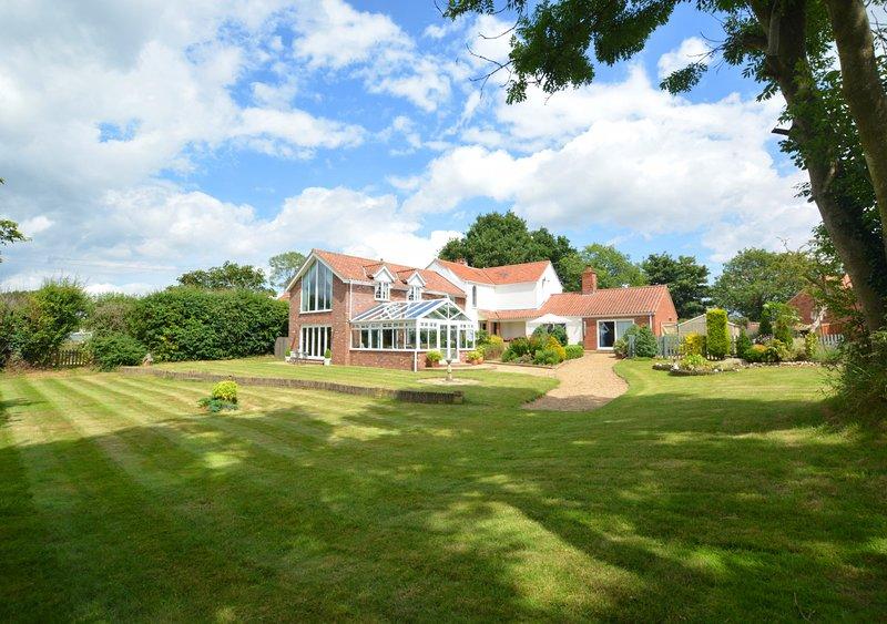 Oak House, aluguéis de temporada em Hevingham