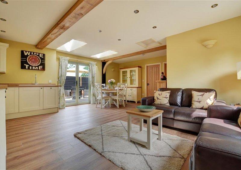 Pheasant Lodge, casa vacanza a North Elmham