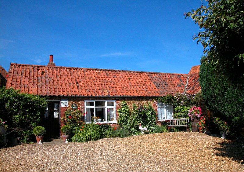 Rose Cottage, holiday rental in Old Hunstanton