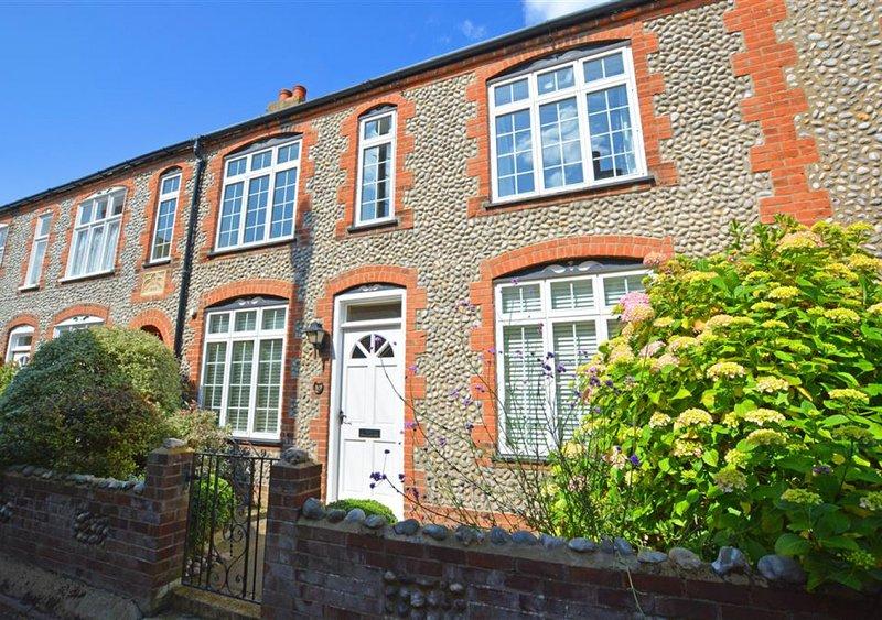 Seashell Cottage, aluguéis de temporada em Sheringham