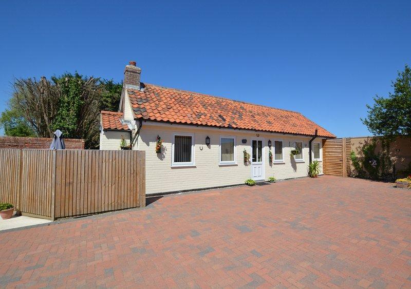 Smithy Cottage, Ferienwohnung in South Walsham