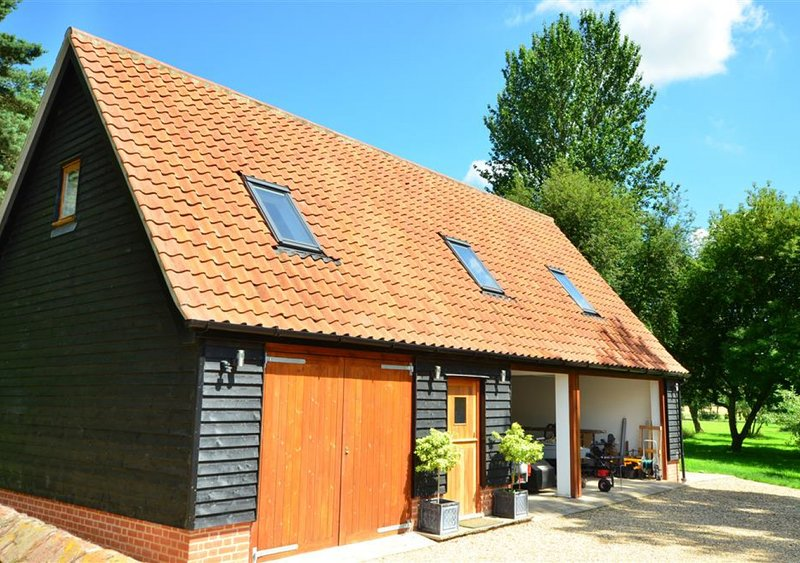Stables Flat, casa vacanza a East Harling