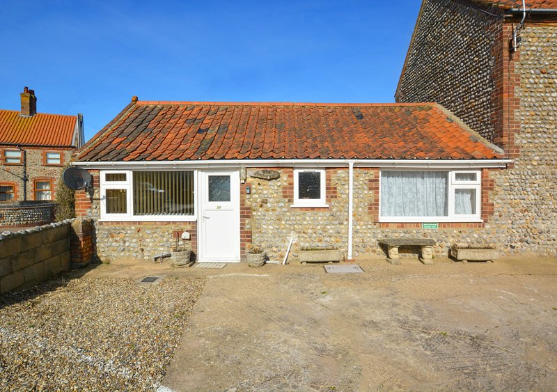 The Anchorage, holiday rental in Mundesley