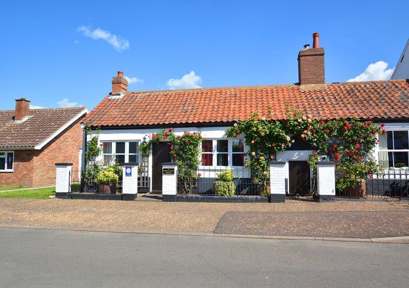 The Old Coach House, aluguéis de temporada em Hevingham