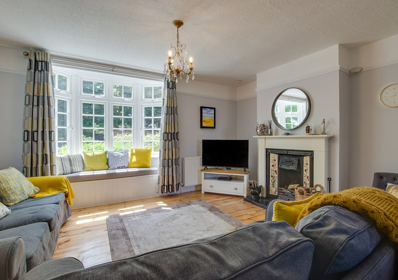 The Poppy House, holiday rental in Mundesley