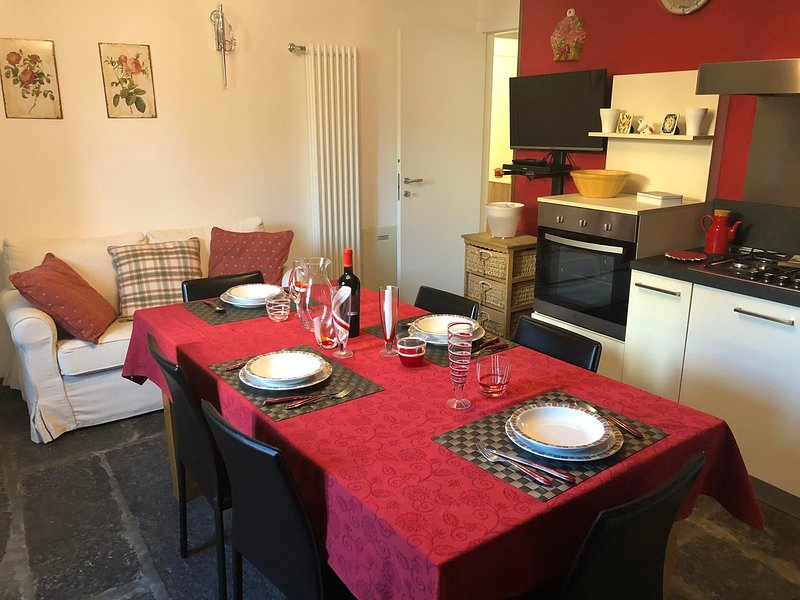 Charming apartment on the Lake, vacation rental in Lezzeno