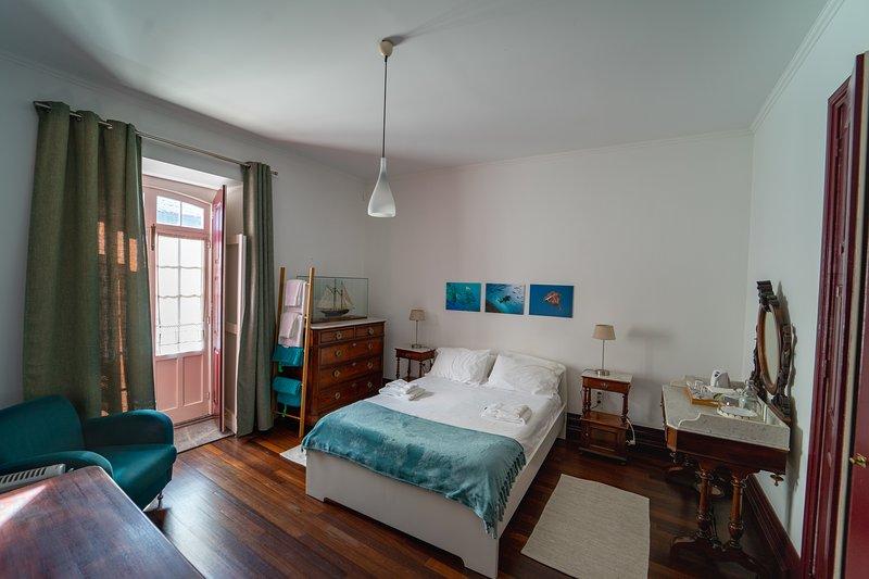 Alojamento do Arco - Quarto duplo com casa de banho privada, location de vacances à Ponta Delgada