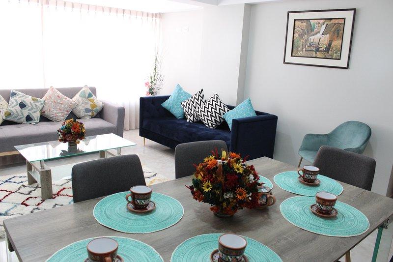 Modern 3 Bedroom Apartment, vacation rental in San Sebastian