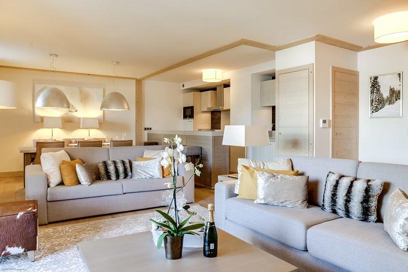 Apartment Blackburn Chalet in Courchevel
