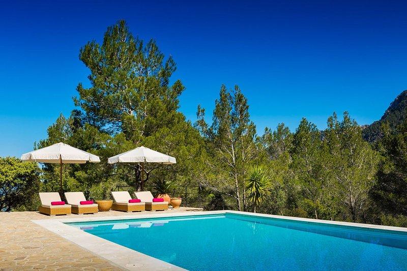 Villa Carlos, location de vacances à Galilea