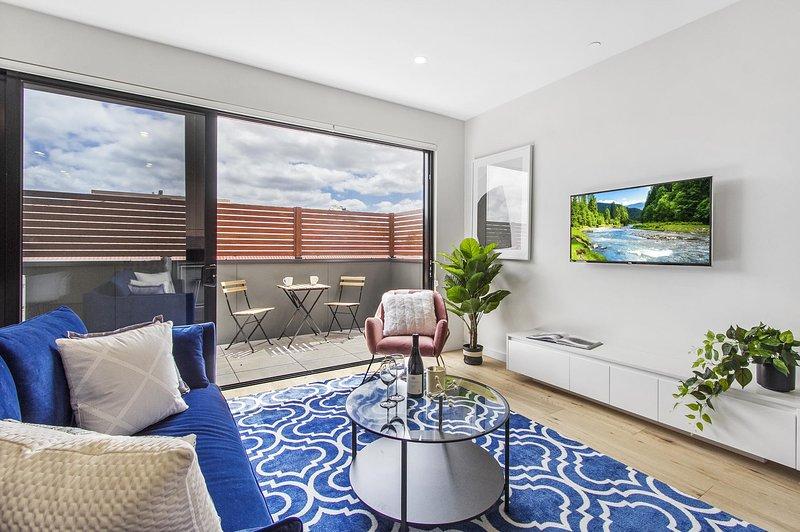 Boutique apartment in quiet, sought-after suburb, location de vacances à Glen Eira
