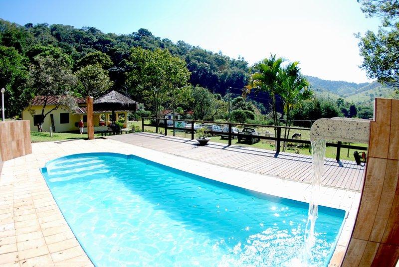 Sítio Doce Sítio, location de vacances à Marlieria