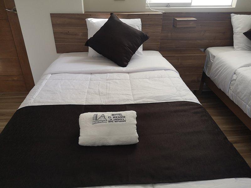 Hotel Gran Mirador de Arequipa, holiday rental in Alto Selva Alegre