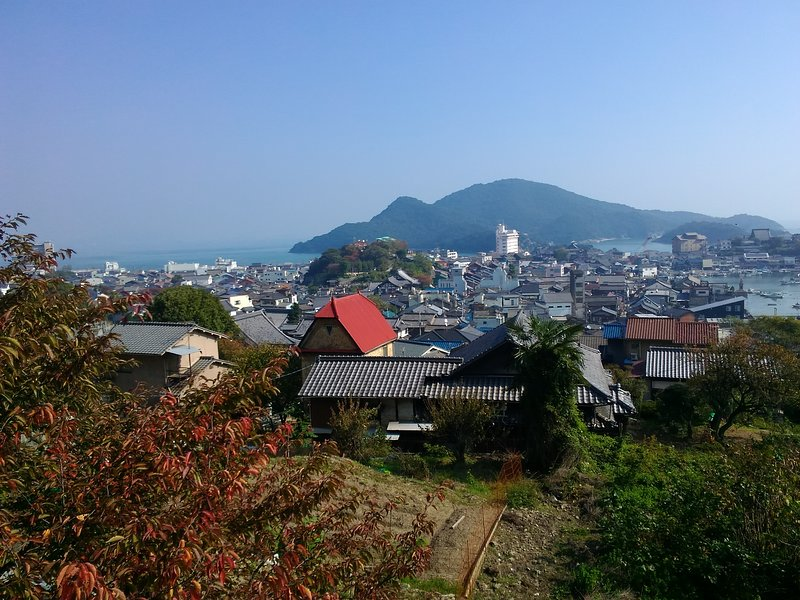 Homestay in Sunny House inTomonoura with free guided tour by your host – semesterbostad i Hiroshimaprefektur