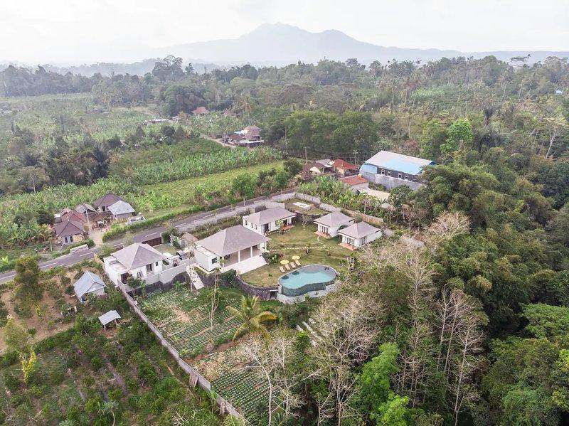 ❤️❤️Luxe Serene 4BR Villa met privézwembad Ubud Bali