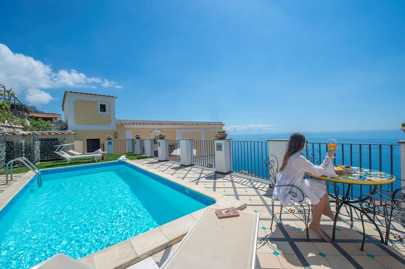 VILLA ANTICA, vacation rental in Praiano