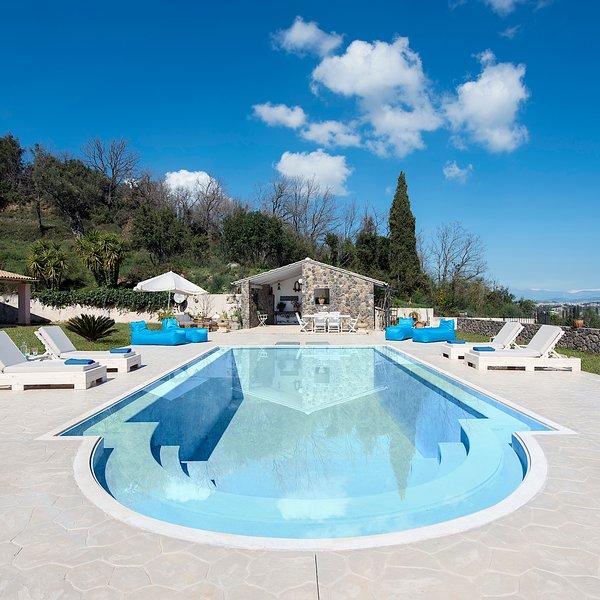 Villa Mia, holiday rental in Kastania