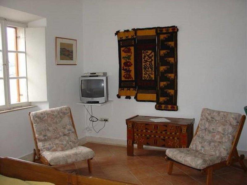 Villa Birimiša - Studio with Balcony and Sea View - No.3, alquiler de vacaciones en Sudurad