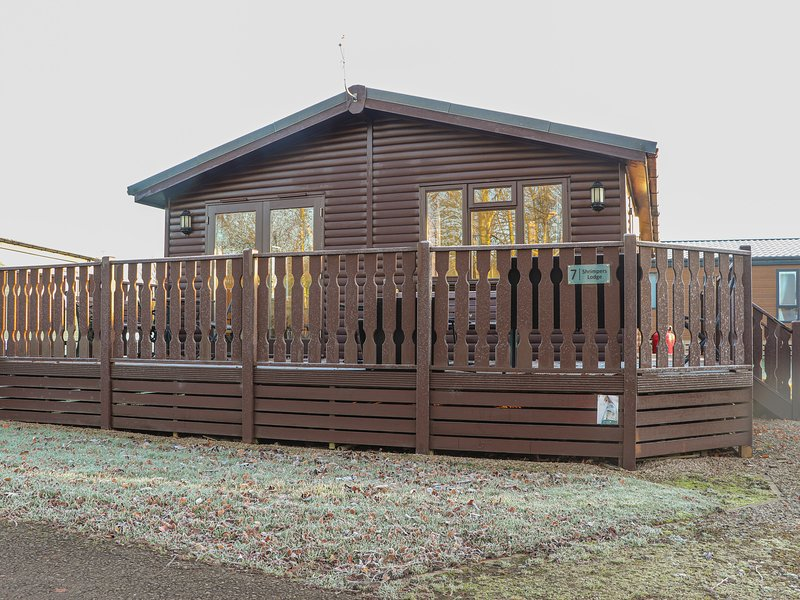 Shrimpers Lodge, South Lakeland Leisure Village, casa vacanza a Warton