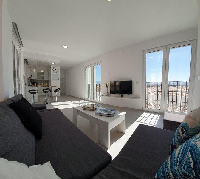 ecoSmart Apartments Premium, location de vacances à Cenes de La Vega