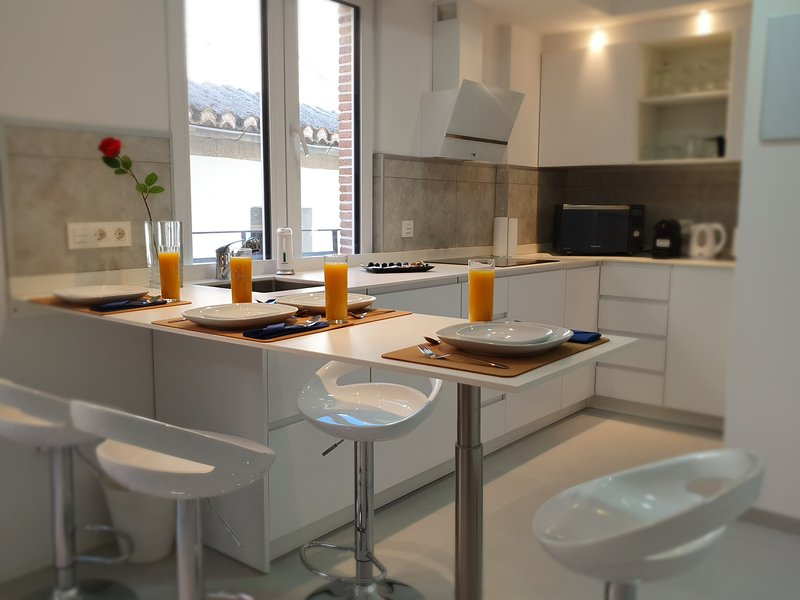 ecoSmart Apartments Superior, location de vacances à Cenes de La Vega