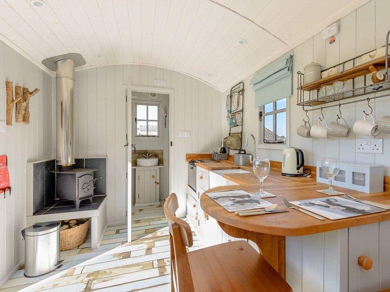 The Hut at Hole Farm, alquiler de vacaciones en Alderbury