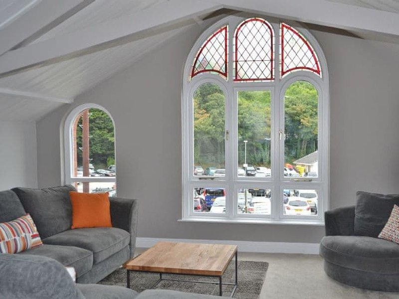 St Monicas, holiday rental in Golant