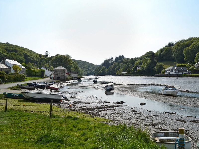 Florin Cottage, holiday rental in Lerryn